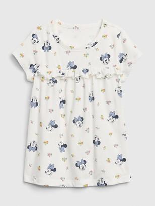 Disney babyGap | Minnie Mouse Mix and Match Ruffle Shirt
