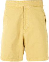 THE WHITE BRIEFS deck shorts - men - Cotton - S