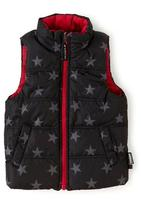 Nevada Girl Reversible Puffer Vest