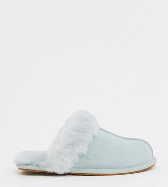 UGG Exclusive Scuffette II slippers in sky grey