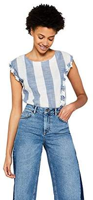 find. Women's Striped Blouse,8 (Manufacturer size: X-Small)