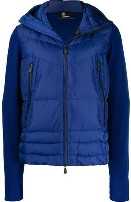 MONCLER GRENOBLE Padded Front Jacket