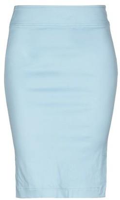 Kiltie Knee length skirt