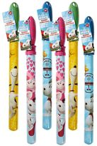 Little Kids The Peanuts Movie 6-pk. Giant Bubble Wands by