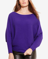 Lauren Ralph Lauren Plus Size Dolman Sweater