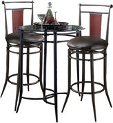 JCPenney Hillsdale House Midtown 34 Pub Height Round Dining Table