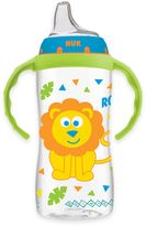 NUK 10 oz. Jungle Designs Large Learner Cup in Blue/Green