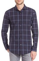 HUGO BOSS Colored Ground Check Shirt