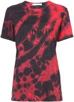 Rodarte tie-dye print T-shirt