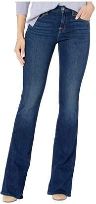7 For All Mankind A Pocket in Midnight Dark (Midnight Dark) Women's Jeans