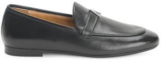 Aquatalia Carson Leather Loafers