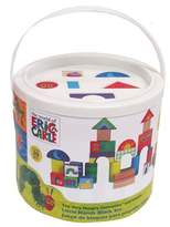 Eric Carle Block Set - 30pc. with shape sorter lid