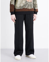 Givenchy Side Panel Mid-rise Woven Jogging Bottoms