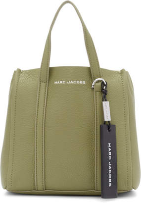 Marc Jacobs Green The Mini Tag Tote