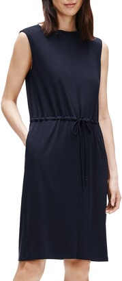 Eileen Fisher Bateau Neck Dress