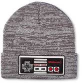 Nintendo Nintendo; Men's Beanies - Gray One Size