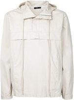 Bassike hooded jacket