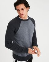 American Eagle Outfitters AE Raglan Crew Neck Sweater
