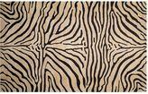 Liora Manné Trans Ocean Imports Seville Zebra Wool Rug