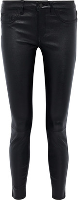 DL1961 Emma Leather Skinny Pants