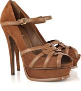 Tribute suede sandals