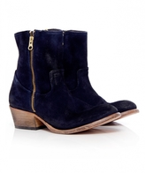 H By Hudson Riley Suede Boots