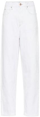 Etoile Isabel Marant Isabel Marant, étoile Corsyj high-rise straight jeans