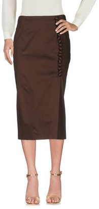 IVAN MONTESI 3/4 length skirt