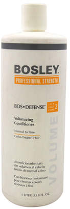 Bosley 33.8Oz Bos-Defense Volumizing Conditioner For Normal To Fine Color-Treated Hair