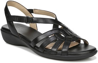Naturalizer Strappy Leather Sandals - Nalani
