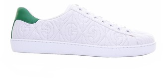 Gucci G Quilted Ace Sneakers
