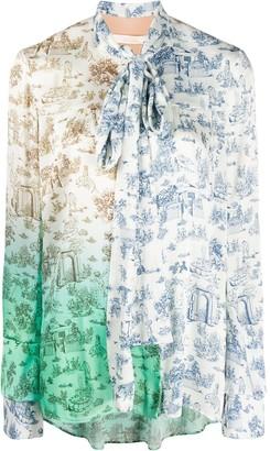 Ssheena Toile De Jouy Shirt