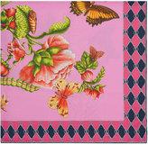 Gucci Garden Chains print silk scarf