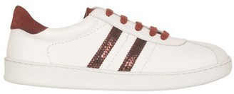 Vanessa Bruno Calfskin leather sneakers