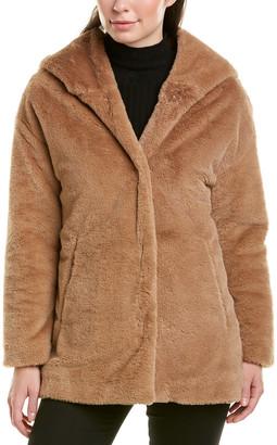 Herno Plush Coat