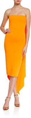 Alex Perry Hall Strapless Dress