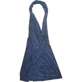 CNC Costume National Grey Dress for Women