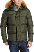 Levi's Men's Puffer with Hood