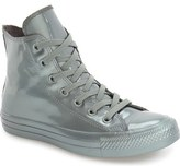 Converse Chuck Taylor ® All Star ® Metallic Water Repellent High Top Sneaker (Women)