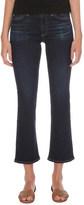 AG Jeans Jodi crop flared high-rise jeans
