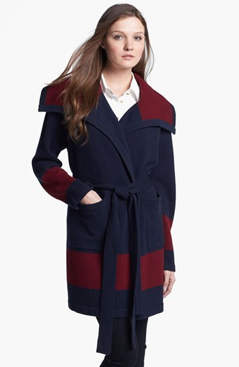 Marc by Marc Jacobs 'Archie' Belted Wool Sweater