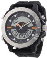 HUGO BOSS BOSS Orange Dual Movement Rubber Strap Watch