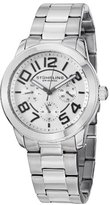 Stuhrling Original Women's 807.01 Classic Regal MF Analog Display Quartz Silver Watch