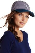 Natasha Accessories LA Patch Baseball Cap
