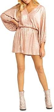 Show Me Your Mumu Genevieve Sequin Mini Dress