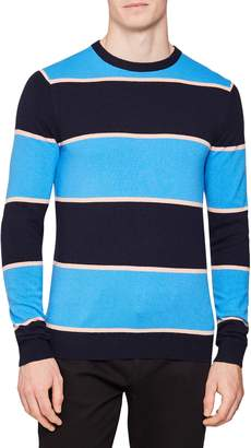Reiss Pete Stripe Sweater