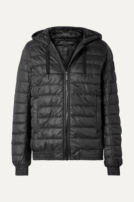Canada Goose Richmond Hooded Quilted Shell Down Jacket - Black