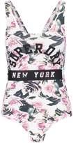 Superdry LENOX Vest sepia rose