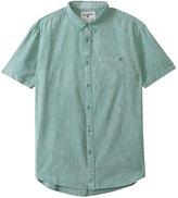 Billabong Men's All Day Acid Wash Short Sleeve Shirt 8132647