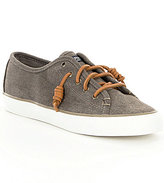 Sperry Seacoast Waxy Canvas Sneakers